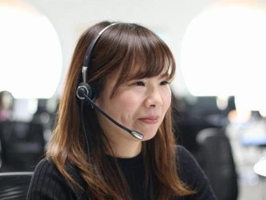 コールセンタースタッフ【扶養範囲内】